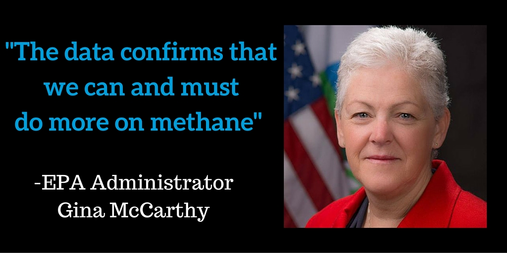 Gina McCarthy at CERAWeek